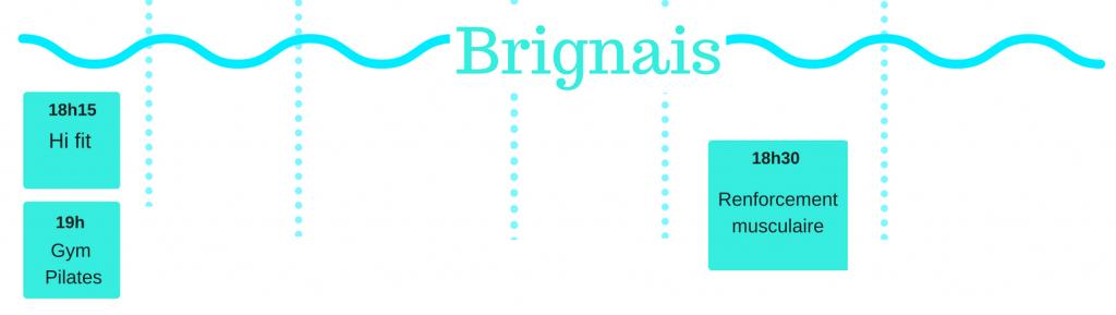 Tarifs Brignais 2018-2019